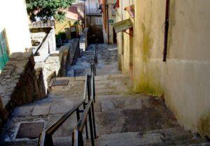 Escadas Monte dos Judeus