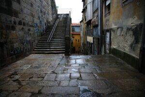 Escadas da Esnoga (Escada das Verdades)